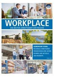 Workplace- Die besten Arbeitgeber der Region