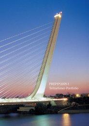 PREPS®2005-1 Teilnehmer-Portfolio