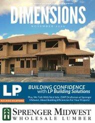 November 2020 Dimensions Magazine