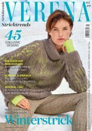 Verena Stricktrends Nr. 5/2020