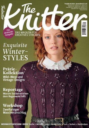 The Knitter Nr. 49
