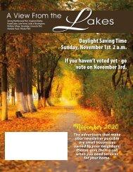 The Lakes November 2020