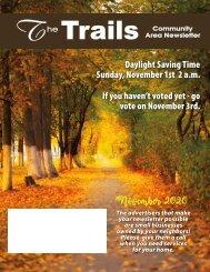 Oak Park Trails November 2020