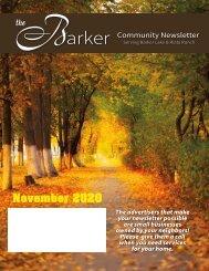 Barker November 2020