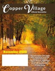 Copper Village November 2020