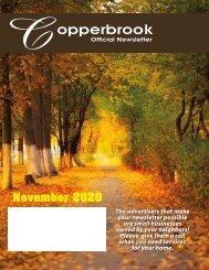 Copperbrook November 2020