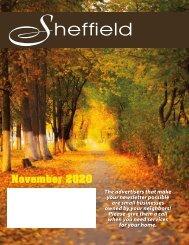 Sheffield November 2020
