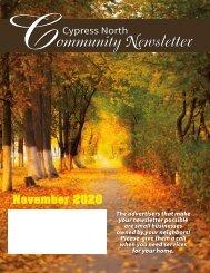 Cypress North November 2020