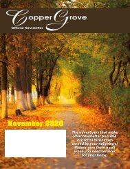 Copper Grove November 2020