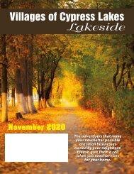 VCL Lakeside November 2020