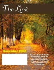 Lone Oak November 2020