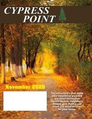 Cypress Point November 2020