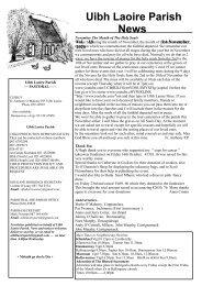 Newsletter 18 - 1st November, 2020 (1)