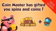 Free Coin Master Free Spins Daily And Free Coins