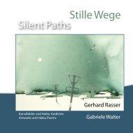 Stille Wege - Silent Path - Gerhard Rasser, Gabriele Walter