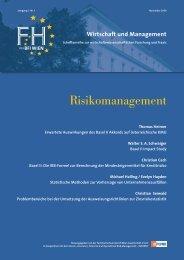 November 2004 (PDF - 2,69 MB - Fachhochschule des bfi Wien