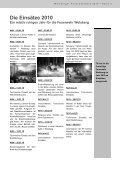 Die Einsätze 2010 - Seite 3