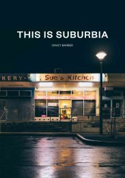 This is Suburbia: Davey Barber