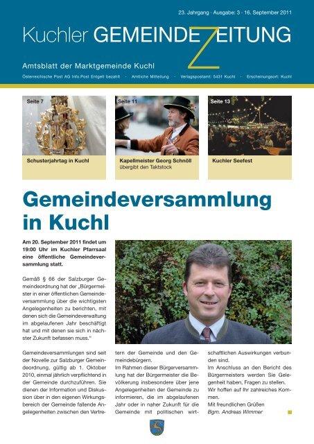 Bekanntschaften in Kuchl - Partnersuche & Kontakte