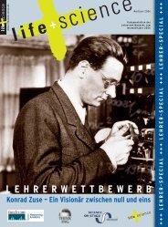 L E H R E R W E T T B E W E R B - Science on Stage Deutschland