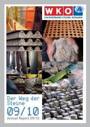 Keyfacts 2009 - Fachverband der Stein- und keramischen Industrie