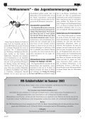 11807 Rum-Journal 3/03 - Marktgemeinde Rum - Land Tirol - Seite 7