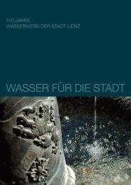 WASSER FÜR DIE STADT - Lienz