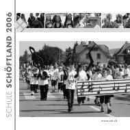 SCHULE SCHÖFTLAND 2006