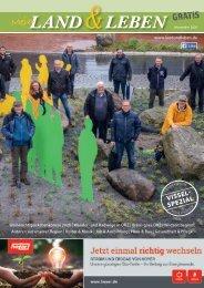 Land & Leben November-Ausgabe