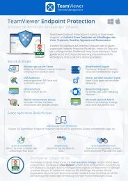 TeamViewer-Endpoint-Protection-Info