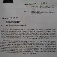 DOCUMENTO - Oficio Nº 5397, Diputado Pérez Arriagada a - Lajino.cl