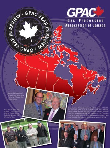 2011 GPAC Calendar of Events
