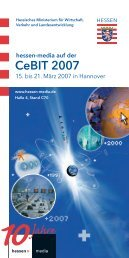 CeBIT 2007 - Hessen Digital Radio
