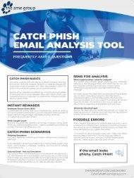 Outlook Plugin for Cybersecurity Training and Phishing Analysis