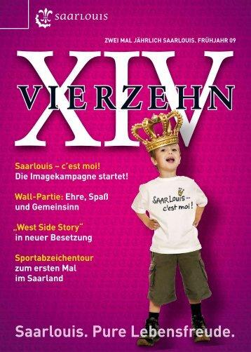 Ausgabe 1/09 - Saarlouis