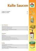 Kalte Saucen - bei Hügli Food Service - Seite 3