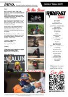 RIDEFAST Magazine October 2020 - Page 4