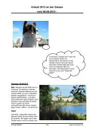 Urlaub 2012 an der Ostsee vom 08.09.2012 - - Krumawukl