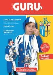 GURU Magazin, November 2020