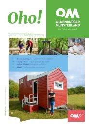 Oho! Nr. 6 – Spannende Geschichten aus dem Oldenburger Münsterland