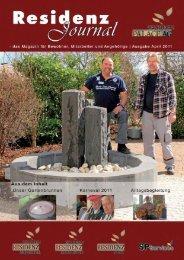 Ausgabe April 2011 | Seite 1 - Seniorenresidenz Moseltal