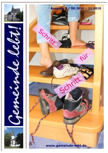 Download Ausgabe 8 - Evangelische Kirchengemeinden Dorlar und ...