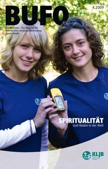SPIRITUALITÄT - KLJB