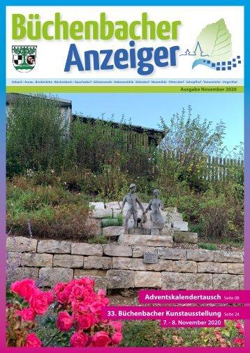 November 2020 - Büchenbacher Anzeiger