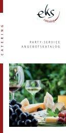 Der Partyservice Katalog (PDF) - EKS