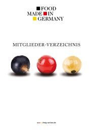 Download Mitgliederverzeichnis / List of members - Made in Germany