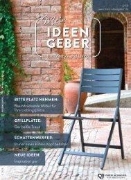 EK Home Garten Magazin Ideengeber 2021