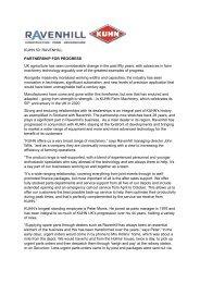 Partnership for Progress Ravenhill & Kuhn