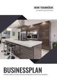Korinth & Cie. Muster Businessplan Meine Traumküche