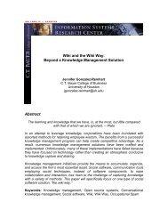 Wiki and the Wiki Way - Site de utilizadores